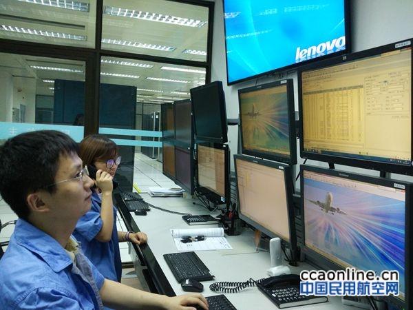 西南空管局完成成都地区航管自动化管理系统终端回退应急演练工作