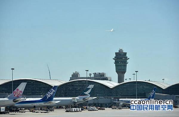 香港机场 机坪