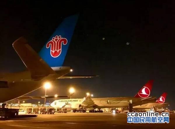 南航CZ679机组:政变之夜,我们在伊斯坦布尔机场