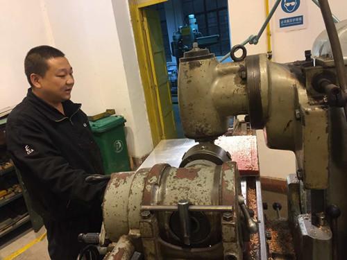 东航技术西北分公司完成烤箱支撑板修理