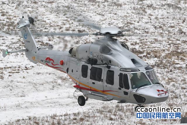 AC352直升机填补我国民用直升机7吨级谱系空白