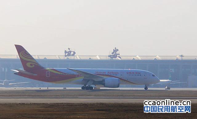 西安咸阳机场飞行区