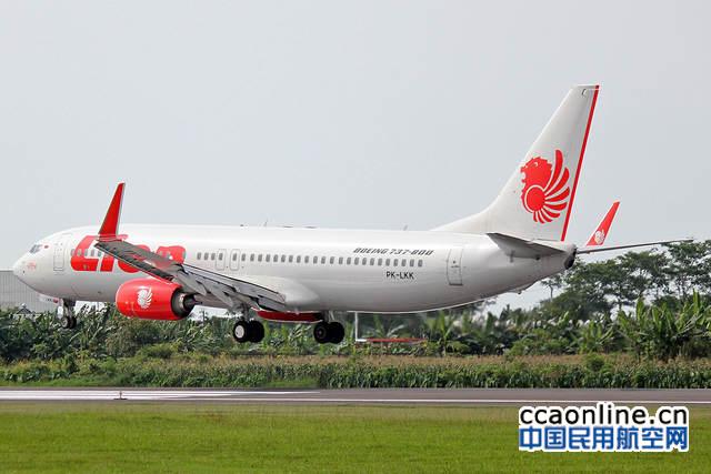 狮航737-800
