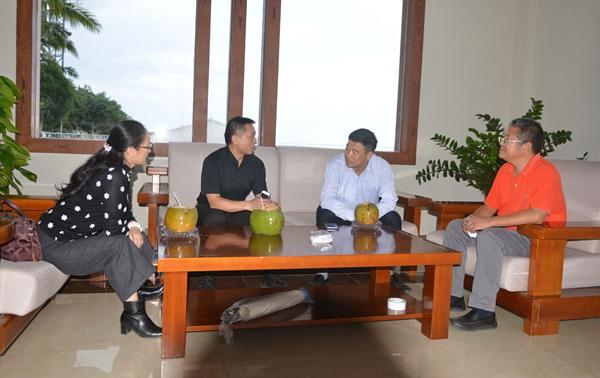 中南空管局局长张建到三亚检查指导 解决空管面临的突出难题