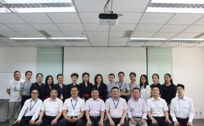 东航华北营销中心对新选拔的高端客户经理开展上岗前培训