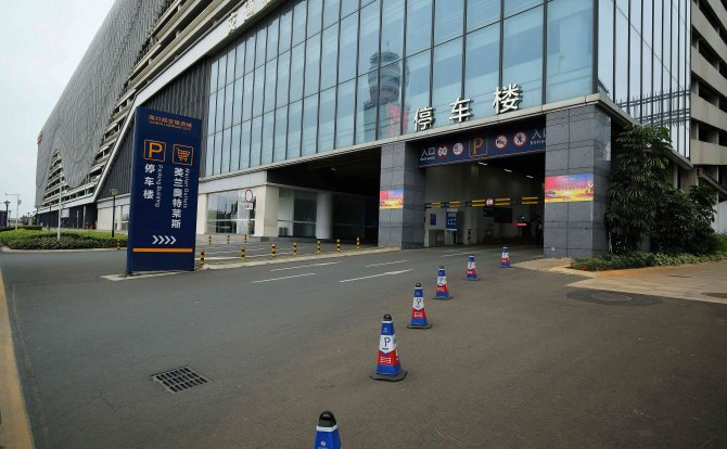 海口美兰国际机场停车楼让优质的服务与您全程相伴