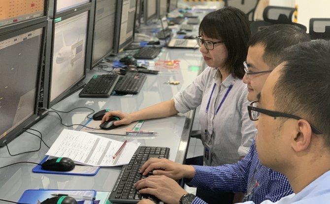 广西空管分局顺利完成主备自动化系统软件升级工作