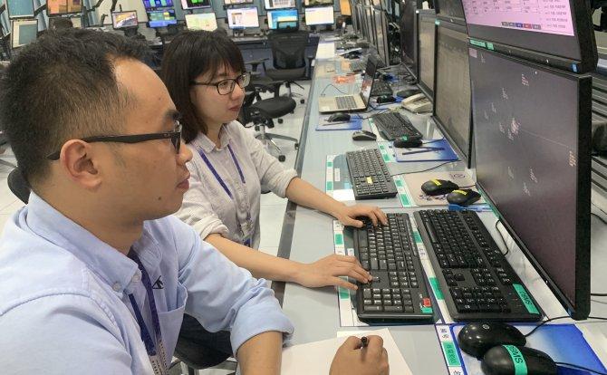 广西空管分局完成低空域ADS-B信号引接工作